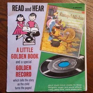 Rumplestiltskin 1962 See/Hear/Read Book